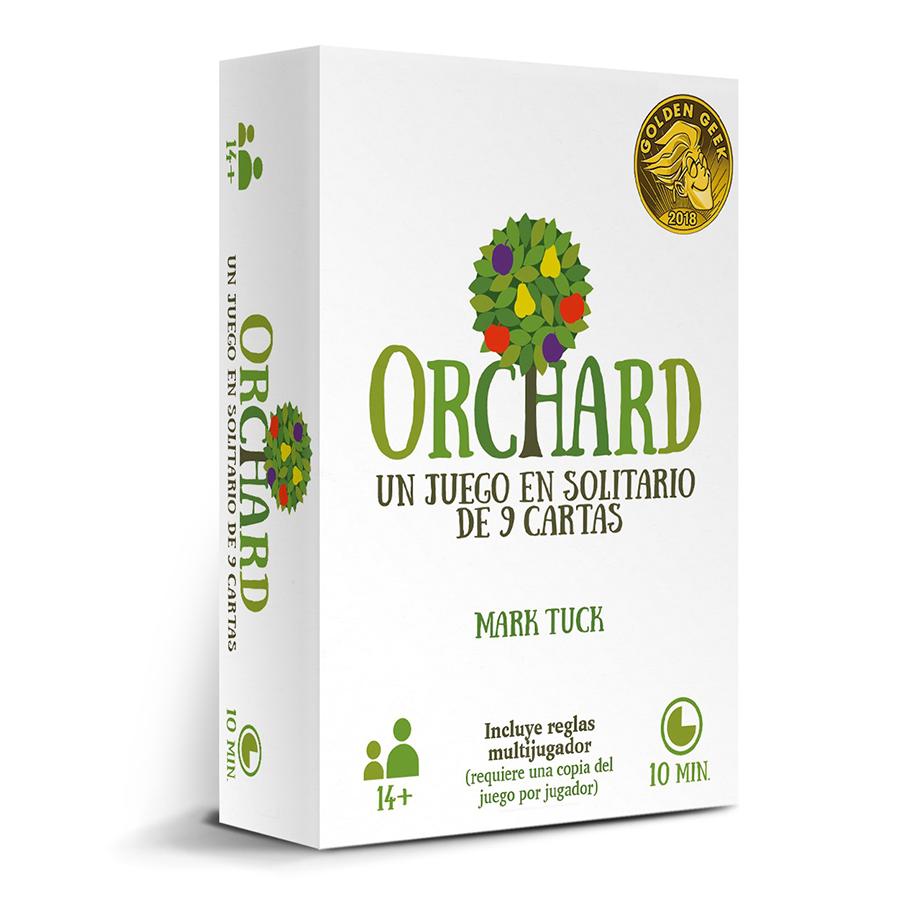 Juego de mesa. Orchard. Melmac Games
